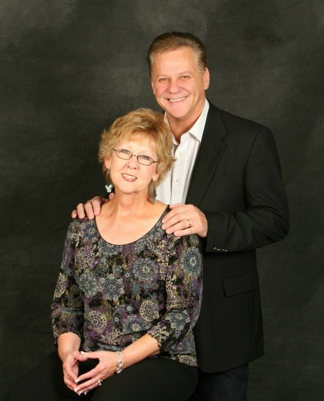 Pastors Larry and Jean Beam